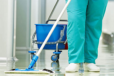 Health Care Deep Cleaning